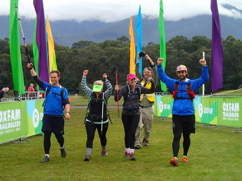 How to Prepare your feet for Oxfam Trailwalker