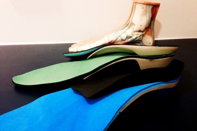 orthotics & shoe insoles